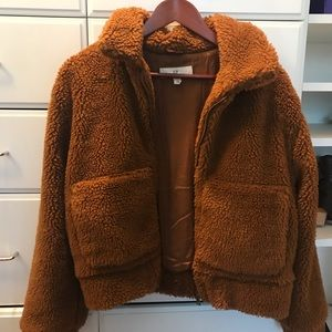 Northy Faux Shearling Jacket